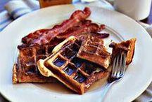 Pancakes, Waffles & French Toast