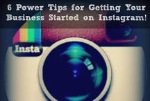 Social Media Tips / Sharing social media strategies and tips that will help your small business grow.