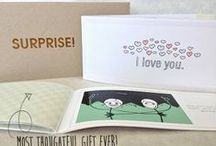Valentine's Day / Valentine's Day gift and dessert ideas.