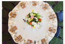 Rustic Chic Vineyard Wedding