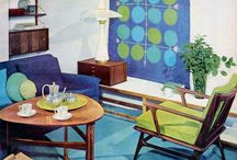 mid century design / by Tricia Larese