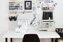 { home } craft room