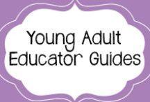 YA Educator Guides