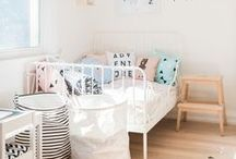 { home } kids room / Toddler + kids room inspiration