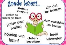 Lezen * Reading / Allerlei activiteiten rondom Lezen