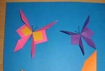 Knutselen * Vouwen * Origami
