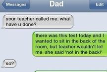 Funny Text BooBoos