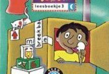 Lezen * Kern 3 * VLL / Woorden: doos - poes - koek - ijs - zeep
