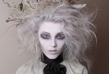 couture/avant garde make up