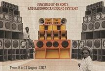 RadioFontani preferred Posters / Sound Systems #Reggae #Dub