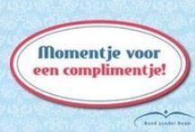 Groepsvorming * Complimenten *Compliments / Manieren om complimenten te geven