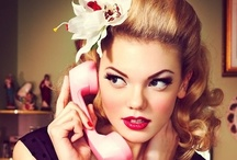 Pin Me Up, Rockabilly / by Erin Oldenburg