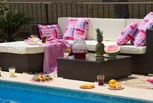 Mueble para jardín / Piezas de exterior para disfrutar del buen tiempo