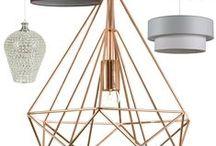 Lámparas / Todo tipo de lámparas, de sobremesa. de pie, de techo.... Mil maneras de iluminar tu hogar.