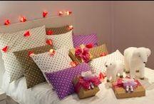 Textil / Para tener calidez y buen gusto, da un toque de color con el textil de tu hogar.