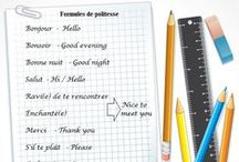 #FRENCH / If you want to join this board 1) follow me 2) write me a comment and I will add you  #french #lessons #learning