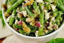 Recipes - Vegetables / info on vegetables and health