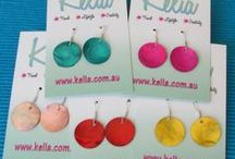 Accessories by Kelia! / Here are some accessories I've made myself and sell on my website www.kelia.com.au