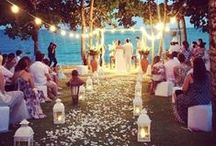 """All things """"Weddings"""" / Lots of ideas for those yet to say I DO, or for those helping to plan the big (or small) event"""