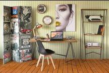 Despachos / Mesas y sillas para trabajar.
