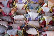 la mia Fantasia Tessile... creazioni hand_made / schiaccia_pensieri. Perché tessere è una fonte d'energia inesauribile!