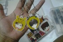 Phonestrap #INFINITE / created by ratnayeol / Little Lumut (online STORE)  Note: prices can changes any time... Welcome to our Store! and happy shopping...^__^
