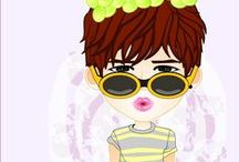 Kim Sung Gyu | INFINITE-01 | FANART / created by ratnayeol / Little Lumut