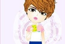 Lee Seongyeol | INFINITE-05 | FANART / created by ratnayeol / Little Lumut