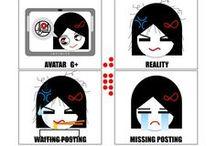 HaniBEE Emoticon Inspirit / HaniBEE is name of emoticon INSPIRIT