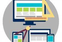 Infografica / Icone, grafica informativa, web design