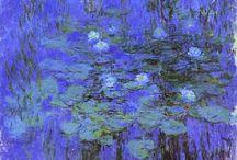 Claude Monet(1840-1926, French) / Art & My Life