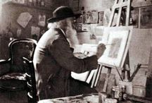 Camille Pissarro(1830-1903, French) / Art & My Life