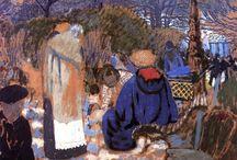 Edouard Vuillard(1868-1940)