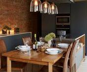 Dom, Home, Industrial, Loft, Rustik, Farm- inspiracje