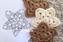 Crochet/Gehäkelt