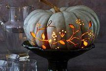 Halloween handmade / Ideas & inspiration for handmade  Halloween projects to make & home decor / by Lisa Barton