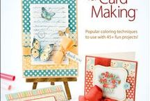 Tips & tutorials on using rubber stamps, card making & crafts / Tutorials on how to use rubber stamps, craft products etc / by Lisa Barton,