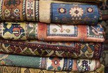 Teppiche - Carpets - Rugs / Aus der faszinierenden Welt der Teppiche.