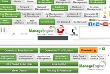 Patch Management Software - ManageEngine Desktop Central / Patch Management software applications that are popular today, aim at overcoming the vulnerabilities that create security weakness, corrupt critical system data or cause system unavailability.