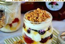 Breakfasts / Family Breakfast ideas  / by Lisa Barton