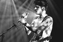 John Mayer ♡ / John Mayer and his tattoos have ruined my life.
