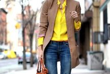 Jackets and Jeans . / Women's Fashion