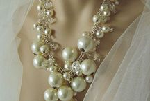 Precious Pearls and  Vintage Lace . / Women's Style