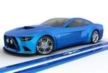 FORD Muscle Cars / All Ford Muscle cars, Mustangs and Drag cars
