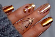 Oils Foils and Nails . / Beauty