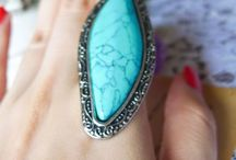 Teal ,Silver  and Gold. / Designs