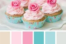 colour trends & palettes / Latest colour trends and palette ideas  / by Lisa Barton The Midlife Midwife