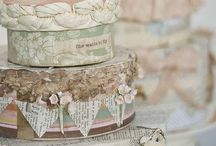 Handmade Gift Wrap & packaging / Ideas to inspire me when gift wrap & packaging gifts! / by Lisa Barton The Midlife Midwife
