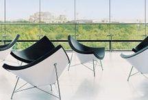 Modern Classic Furniture / Iconic mid century design masterpieces