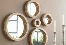 Mirrors / Contemporary mirrors available online from http://www.robert-thomson.com/